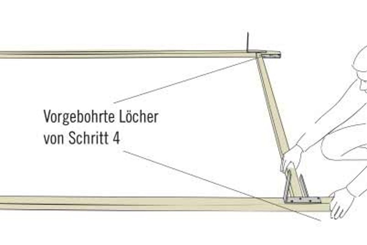 Himmelbett selber bauen   Anleitung von HORNBACH Schweiz