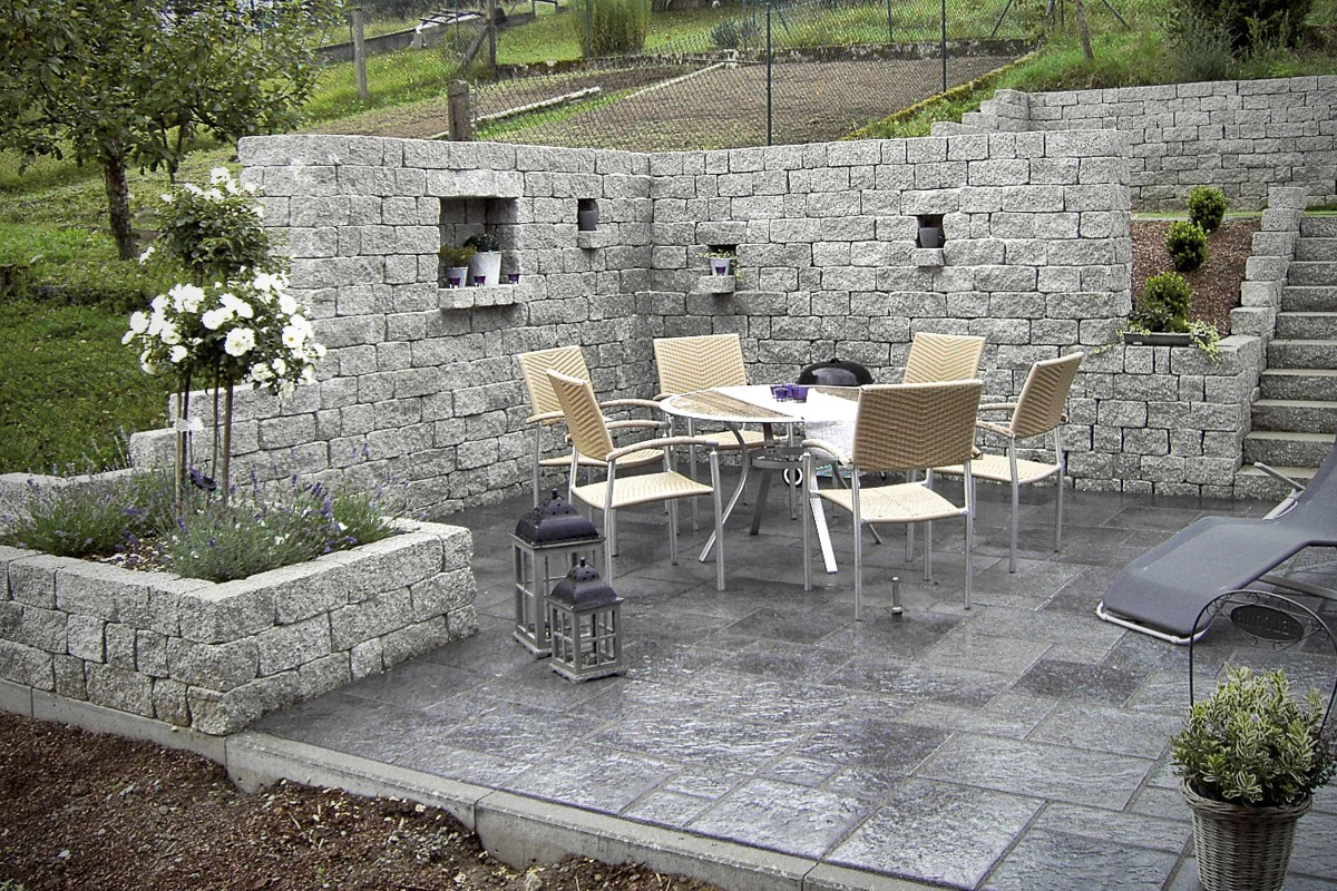 Inspiration Gartenmauer 03
