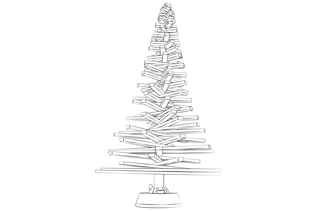 download 39 weihnachtsbaum skizze einfach