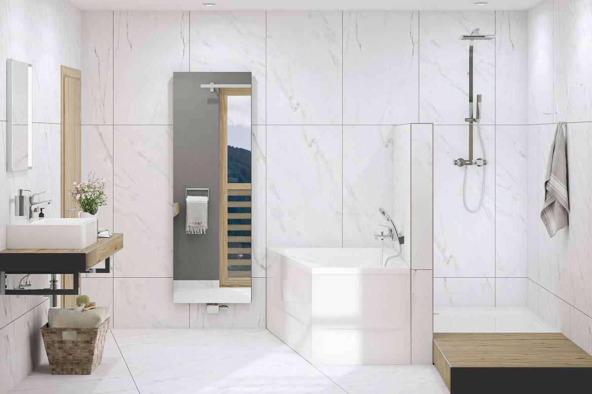 les petites salles de bains
