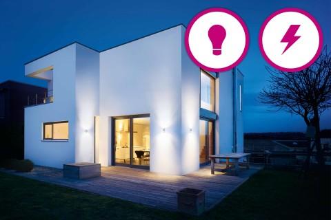 Commander en ligne un éclairage Smart Home chez HORNBACH Suisse