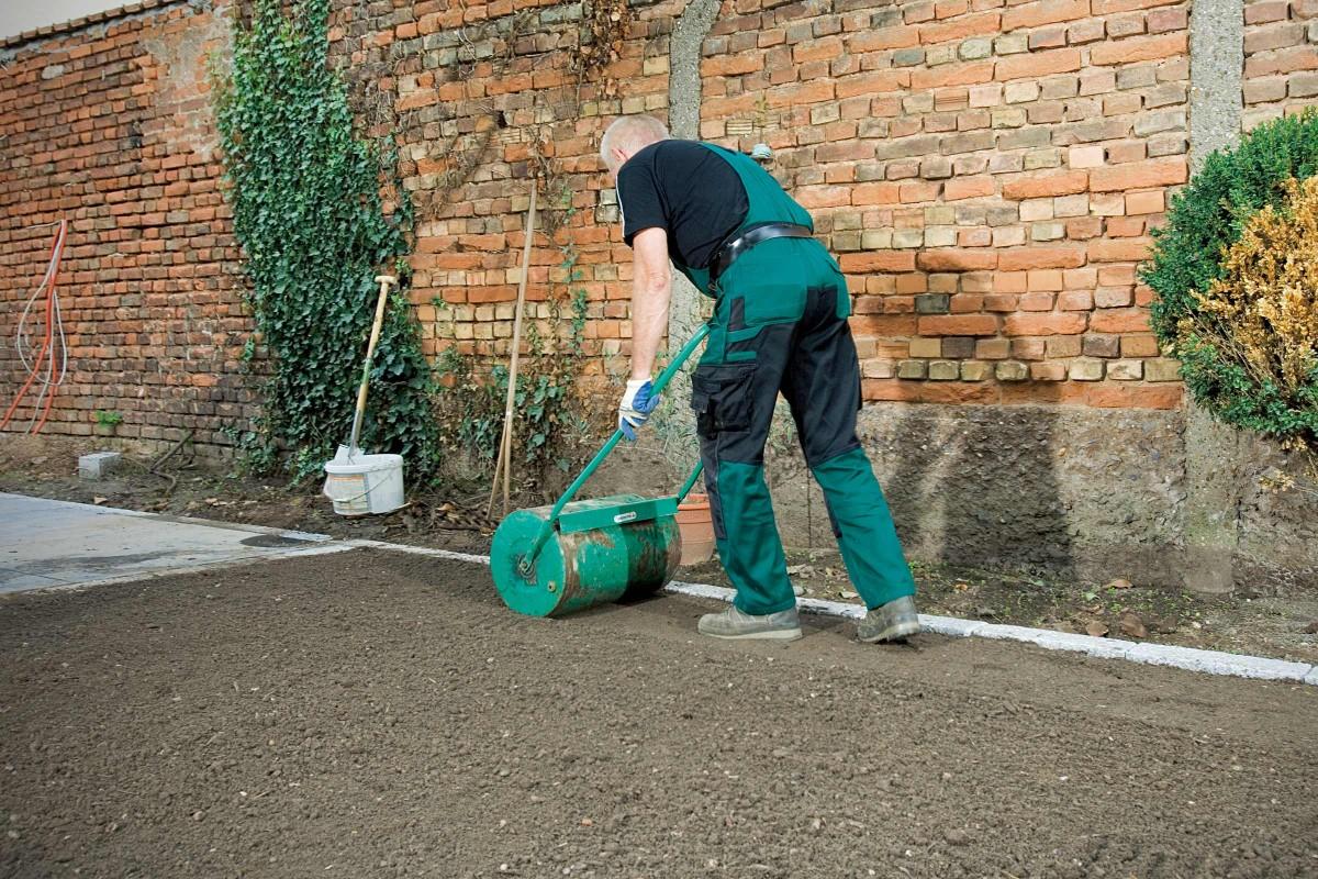 Le sol pour le gazon