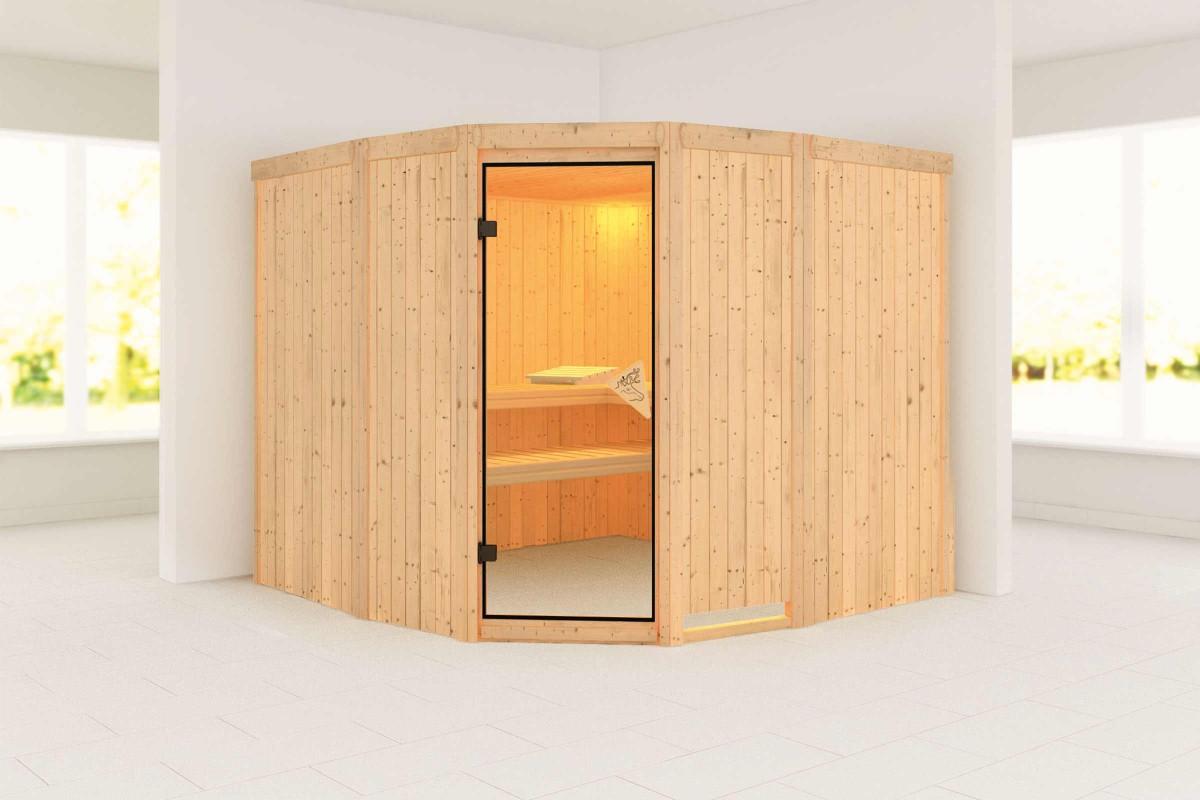 Saunas modulaires