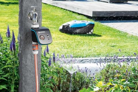 Smart Home Garten im HORNBACH Schweiz Onlineshop