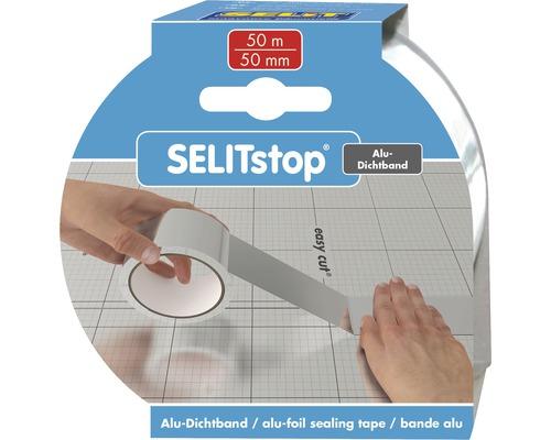 Selit SELITstop Alu- Dichtband Zubehör Folien & Trittschalldämmung
