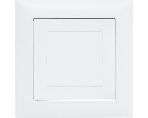 Interrupteur inverseur SCH3 Edizio Due encastré blanc