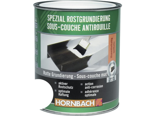 HORNBACH Rostschutzgrundierung weiss 750 ml