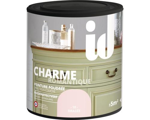 Peinture Pour Meubles Charme Rose Pastel 500 Ml Acheter Sur Hornbach Ch