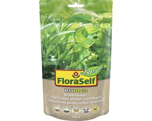 Kräuterdünger FloraSelf Nature® BIORGA 0.5 kg