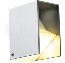 LED Aussenwandleuchte Season Lights Pro Sile grau mit Leuchtmittel 190 lm 3000 K warmweiss