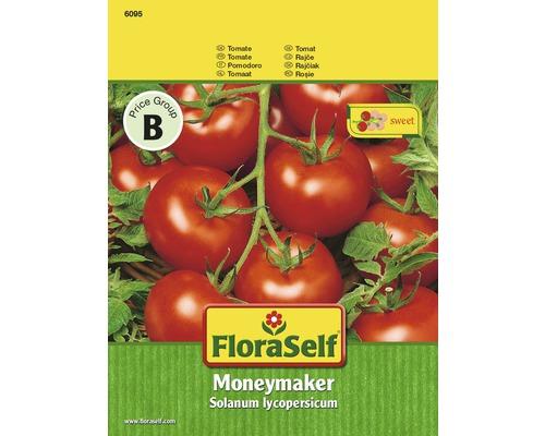 Semences de légumes FloraSelf, graines de tomates «Moneymaker»