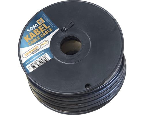 Kabel Season Lights Pro 12 Volt AWG14 50 m schwarz