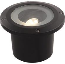 LED Einbauleuchte Season Lights Pro Fella schwarz 320 lm 3000 K warmweiss