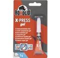 Roxolid X-PRESS Gel-Sekundenkleber 3 g