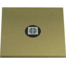Verfliesbares Duschboard 900x900 mm inkl. senkrechtem Ablauf