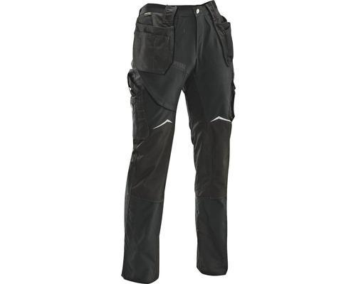 Bundhose mit Holstertaschen Hammer Workwear schwarz W28/L32