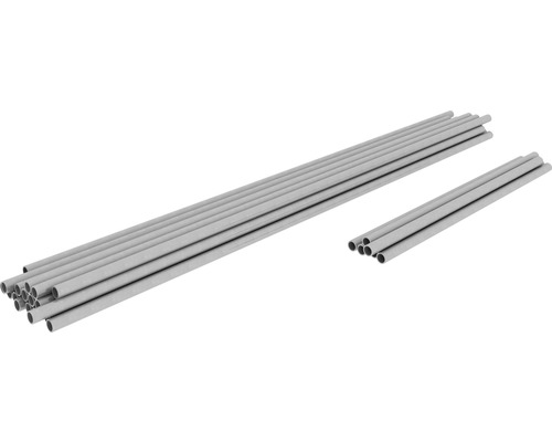 Gerüstholz Stahlrohr 3000 mm Ø 33 mm