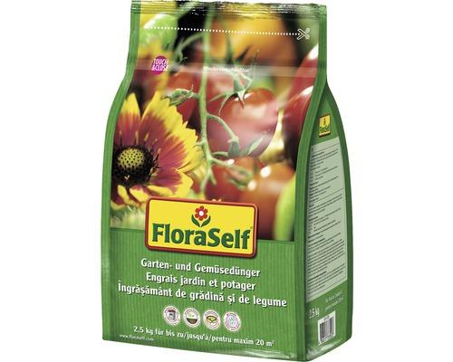Garten Gemüsedünger FloraSelf 2.5 kg