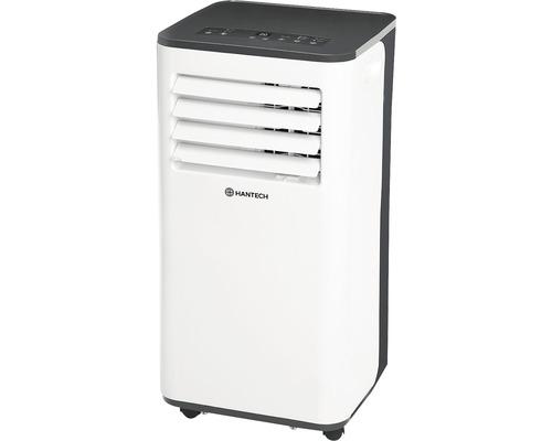 Mobiles Klimagerät Hantech 9000 BTU schwarzweiss