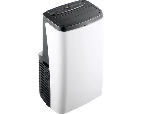Climatiseur mobile Hantech 12000 BTU noir et blanc