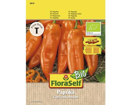 Gemüsesamen FloraSelf Bio Paprika 'Kyra'