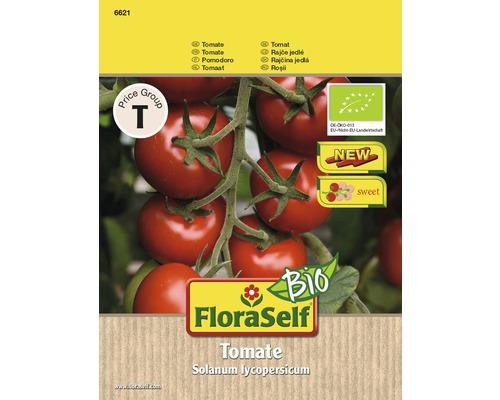 Gemüsesamen FloraSelf Bio Cherrytomate 'Bolstar Gimli'