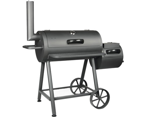 Tenneker Smoker L 37,5 x 78 cm grau