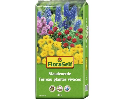 Staudenerde FloraSelf® 35 L