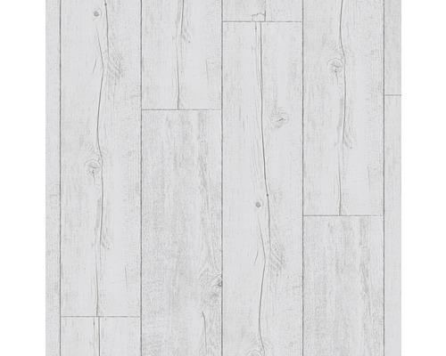 Vinyl-Diele Senso Rustic White Pecan selbstklebend 15.2x91.4 cm