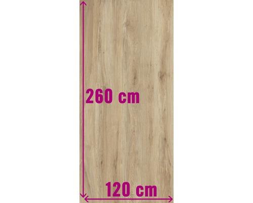 XXL Wand- und Bodenfliese Count Cedar 120x260 cm