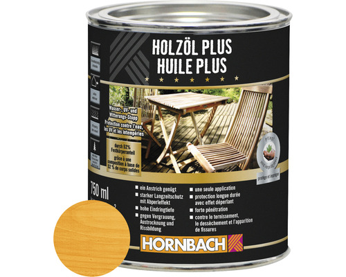 Lärche Holzöl Plus 750 ml