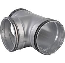 Déviation de tube agrafé de Ø 100 mm 90 degrés