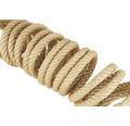 Corde Paraloc Mamutec polypropylène beige Ø 14mm, 40m