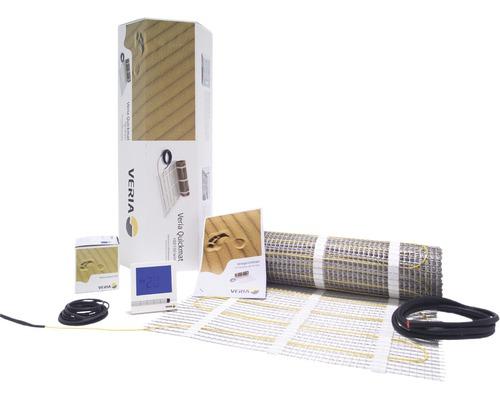 Elektrische Fussbodenheizung 2 M Veria Quickmat 150 Inkl Digitale Zeitschaltuhr T45 Kaufen Bei Hornbach Ch