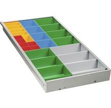 Universal-Schubladenunterteilungs-Set 25 Boxen