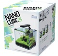 Aquarium Nano Cubic 30 weiss
