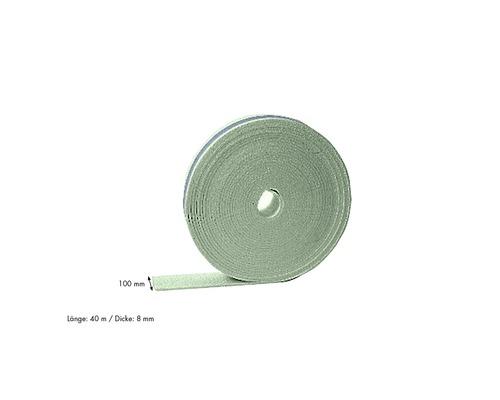 Randdämmstreifen KNAUF FE mit Anschlussfolie für Estriche nicht selbstklebend 40 m x 80 x 100 mm
