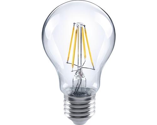 Flair LED Lampe A60 Filament E27 5W 640lm klar