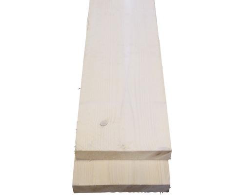 Gerüstholz Brett Vintage weiss 30X195x2500 mm
