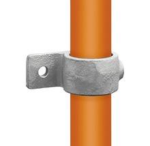 Bague de fixation pour tube d'échafaudage en acier Ø 33 mm