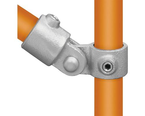 Gelenkstück Rohrverbinder für Gerüstholz-Stahlrohr Ø 33 mm