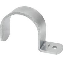 Collier pour étrier de fixation pour tube d'échafaudage en acier Ø 33 mm