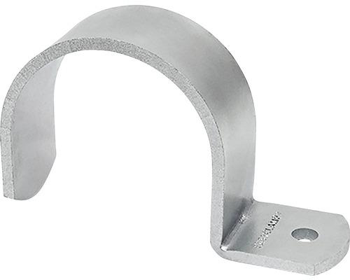 Rohrschelle Befestigungsbügel für Gerüstholz-Stahlrohr Ø 33 mm