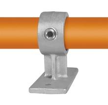 Support de rampe pour tube d'échafaudage en acier Ø 33 mm