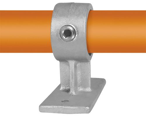 Handlaufhalterung für Gerüstholz-Stahlrohr Ø 33 mm