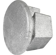 Cache acier pour tube d'échafaudage en acier Ø 33 mm