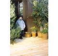 Terrassendiele Sibirische Lärche 3000x140x44,5 mm