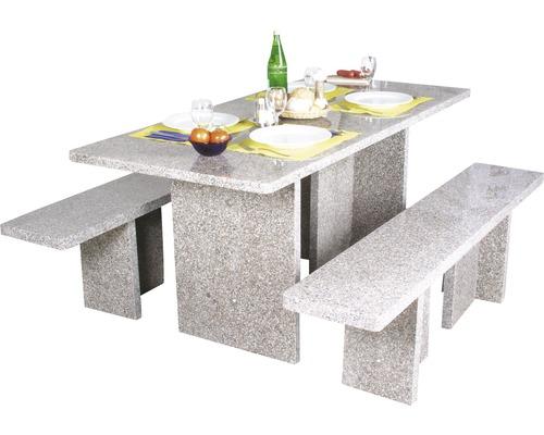 Gartenmobel Set Granit Eckig Kaufen Bei Hornbach Ch