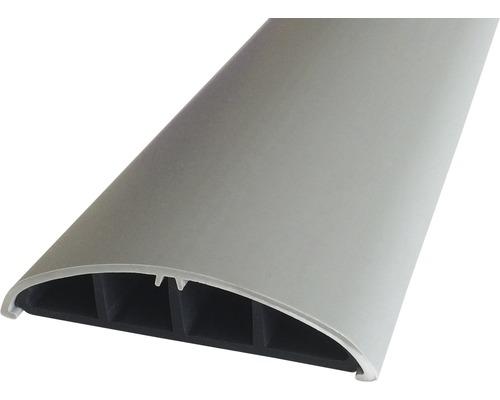 Tehalit Conduit de câble 18x75 mm, 2 m gris