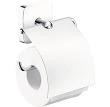 Papierhalter mit Deckel Hansgrohe Pura Vida 41508000